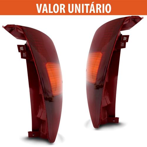 lanterna traseira palio 96 97 98 99 2000 g1 young tricolor