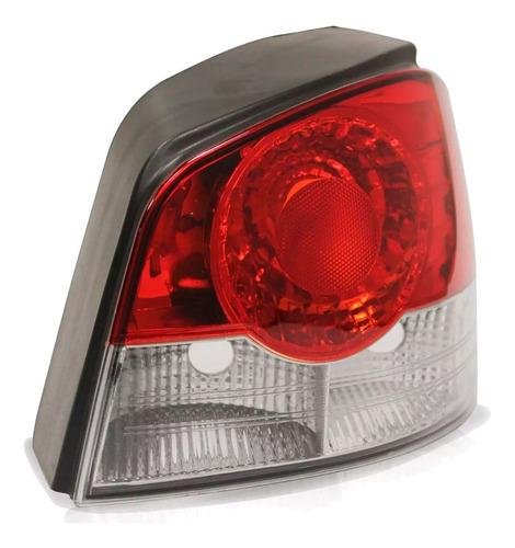 lanterna traseira palio g4 2008 2009 2010 2011 bicolor