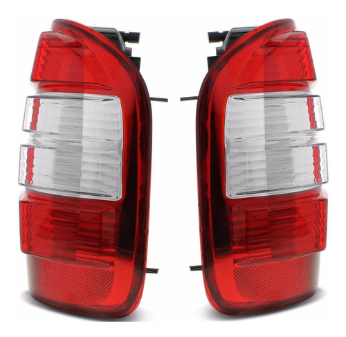 lanterna traseira s10 2010 2011 executive cristal s-10
