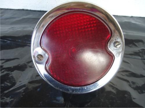 lanterna traseira universal  nova - 6553-06a5
