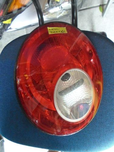 lanterna traseira volkswagen new beetle direita