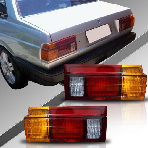 lanterna traseira voyage 82 83 84 a 9 tricolor lado esquerdo