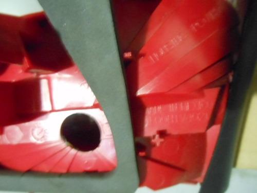lanterna traseira vw jetta tampa do porta malas original