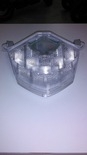 lanterna traseira zx6 kawasaki ano 2012 - original