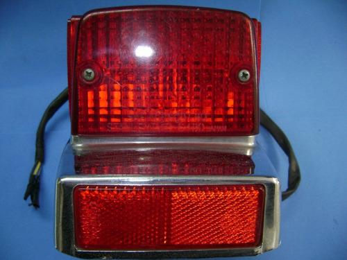 lanterna trazeira maxim 550 yamaha anos 1981/83
