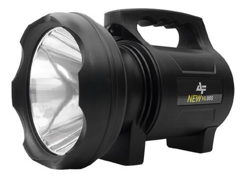 lanterna ultra forte recarregável albatroz hl005 50 w 1 km