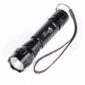 Lanterna Ultrafire 501b 850nm 7w Infravermelho Carreg. Bat.