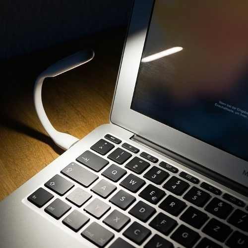 Lanterna Usb Led Luminria Com Embalagem Para Notebook - R 1290