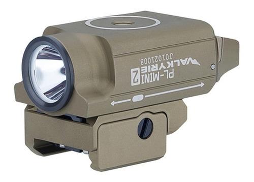 lanterna valkyrie trilho 600 lúmen olight pl-mini 2 geração