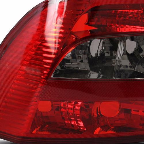 lanterna vectra fumê 2000 2001 2002 2003 2004 2005 traseira