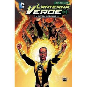 Lanterna Verde - A Guerra Dos Anéis N° 1 - (novo/lacrado)