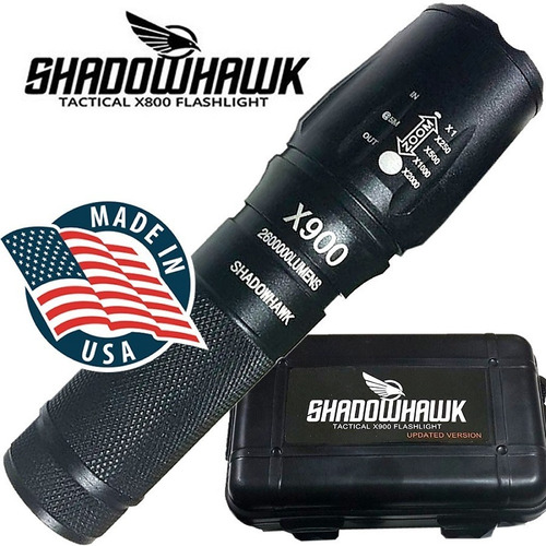 lanterna x900 original shadowhawk americana led original l2