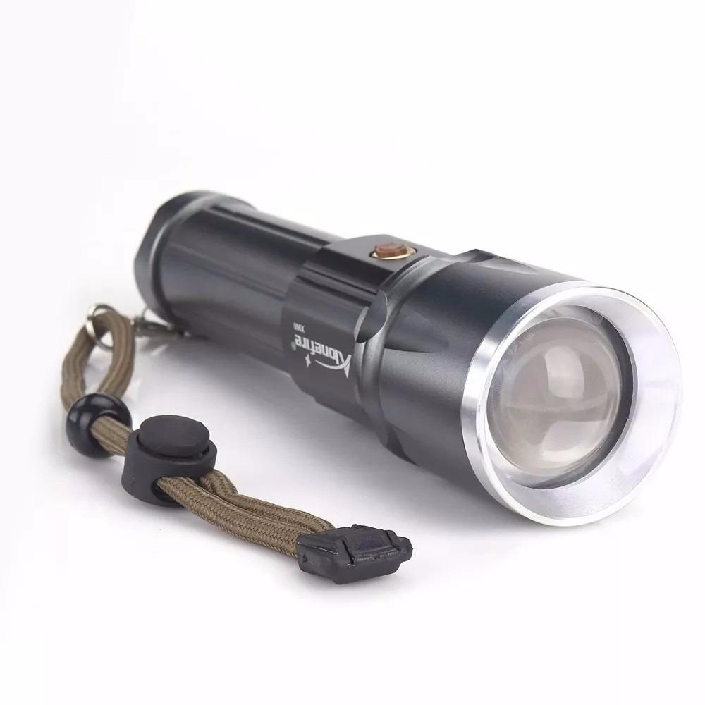 Lanterna X900 Original Tática Led Xpe Melhor Que ...