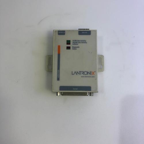 lantronix uds100 servidor de dispositivo funcionando