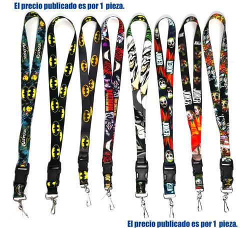 lanyard correa porta gafete free fire gears of war joker