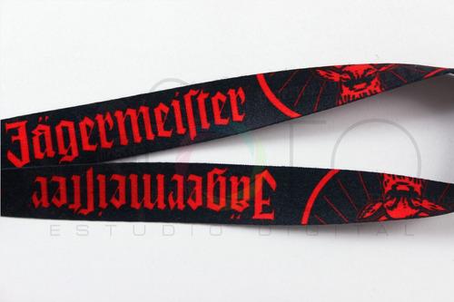 lanyard personalizados, cintas para gafete full color
