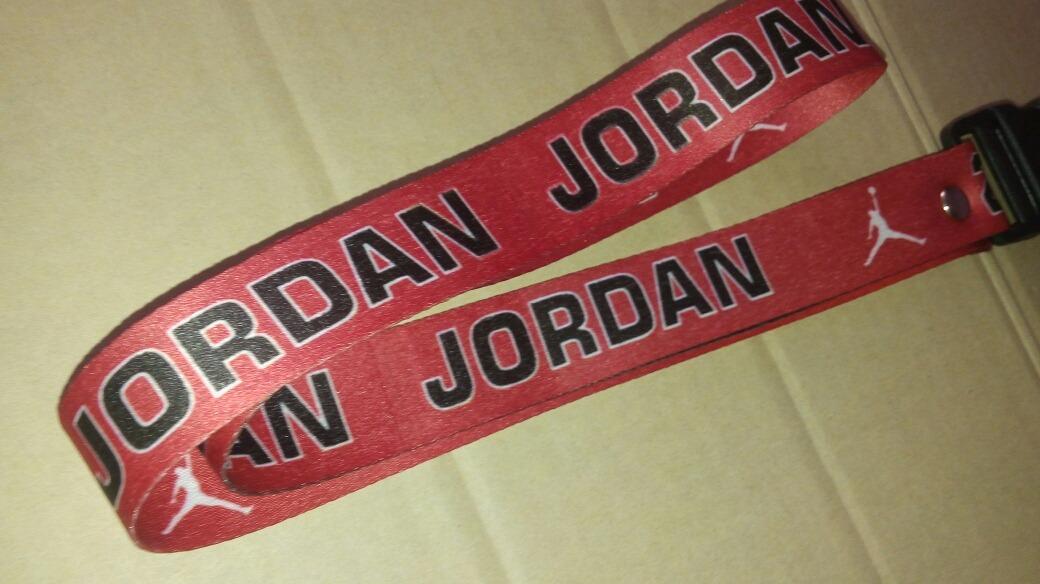 7c2916e77 Lanyard/cordon Porta Gafete Jordan 2 - $ 160.00 en Mercado Libre