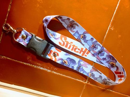 lanyard/cordon porta gafete stitch