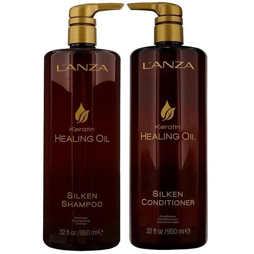 lanza keratin healing oil kit 3