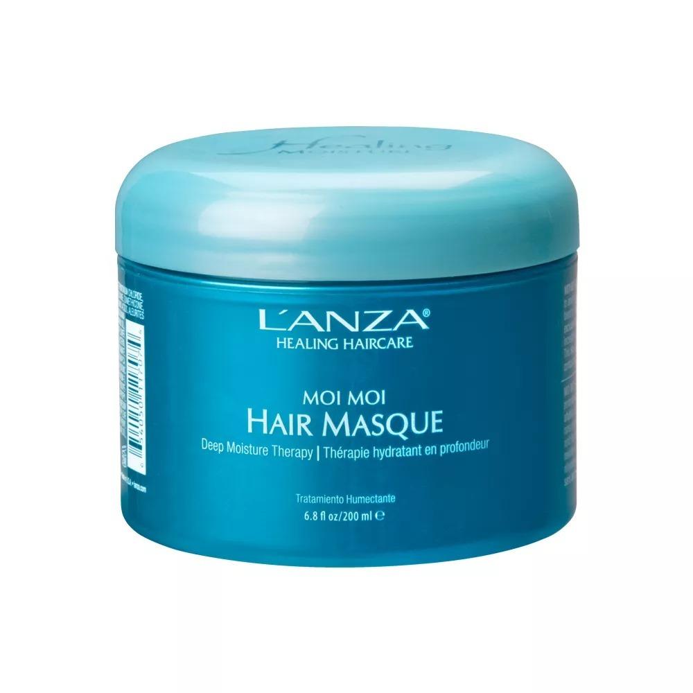 76c52287b lanza moisture moi moi hair máscara de hidratação 200ml. Carregando zoom.
