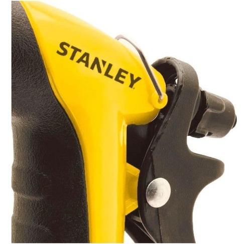 lanza pistola regador riego 7 funciones stanley bds7406