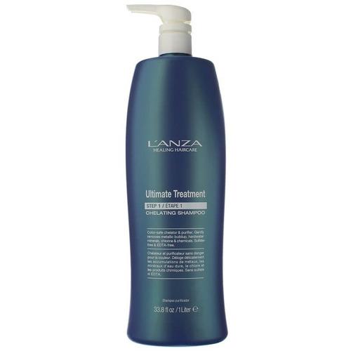 lanza ultimate treatment chelating shampoo 1000ml