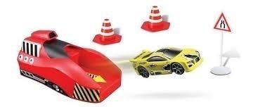 lanzador de auto maisto con acc y vehiculo int 15151 sudam