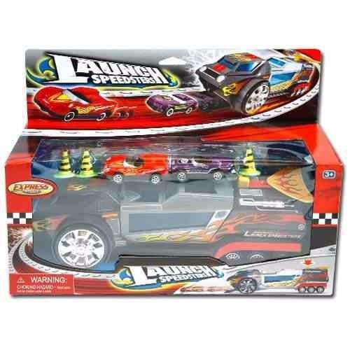 lanzador de carritos launch speedsters