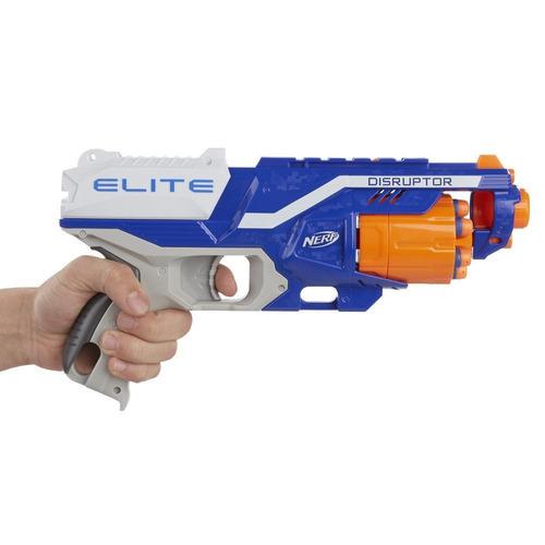 lanzador nerf disruptor n-strike elite (2528)