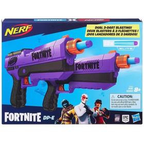 Lanzador Nerf Fortnite Dp-e Hasbro
