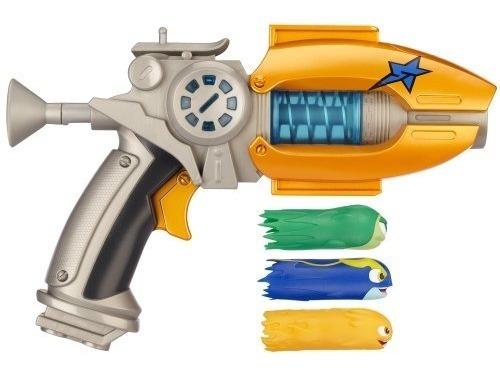 lanzador slugterra eli's blaster 2.0 defender slipstream x