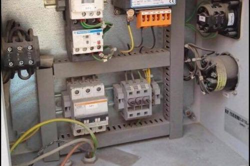 lanzadora de concreto aliva 252 motor electrico
