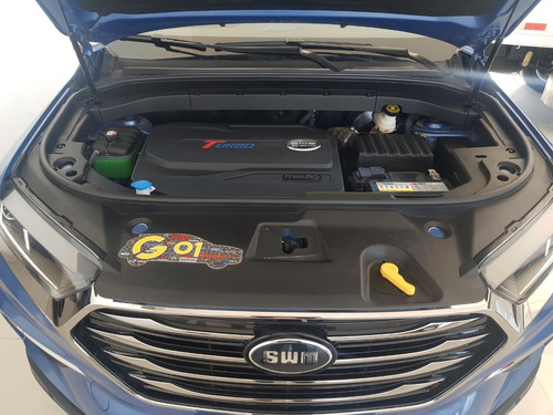 lanzamiento swm g01 1.5 turbo cvt 6ta premium