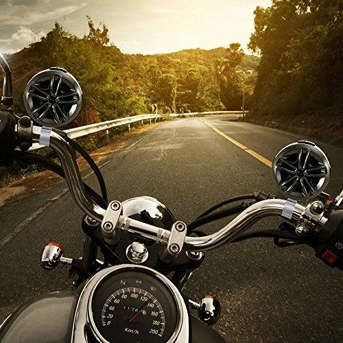 lanzar bluetooth - altavoz inalámbrico para motocicleta, 8