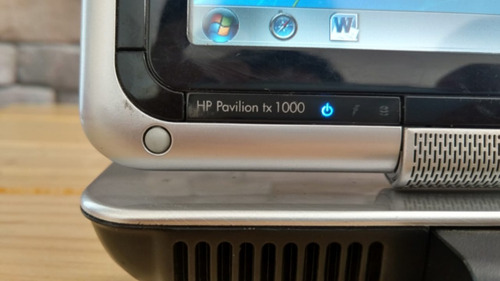 lap top hp pavilion tx1000 pantalla touch
