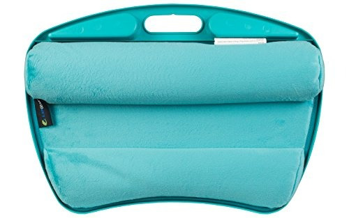 lapgear mydesk, - aqua (hasta 15.6 -inchportátil)