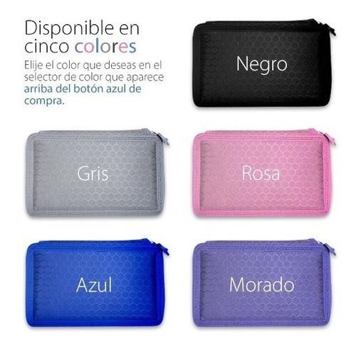 lapicera de 75 espacios organizador 20x12x7cm estuche estuchera colores lapisera bolsa cosmetiquera (no incluye lápices)