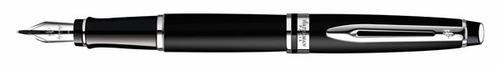 lapicera  expert3 laca negra ct  (4965) waterman lw