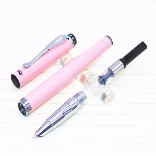 lapicera pluma fuente jinhao 301 rosado (no cross no parker)