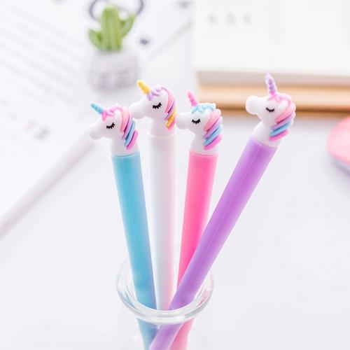 lapicero de unicornio papeleria