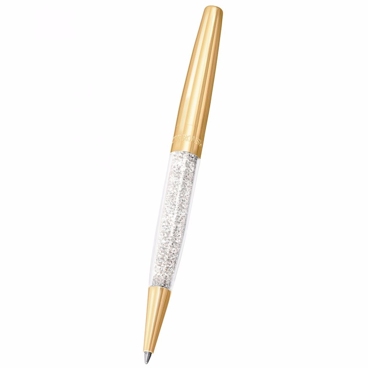 7b6afff8727a lapicero swarovski cristalino stardust pluma dorado original. Cargando zoom.