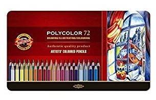 lapices de color polycolor