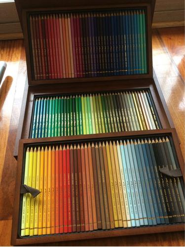 lapices de colores caran d'ache pablo 120 colores