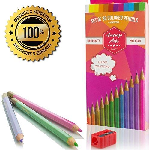 Lápices De Colores Para Adultos Libros Para Colorear.... - $ 49.990 ...