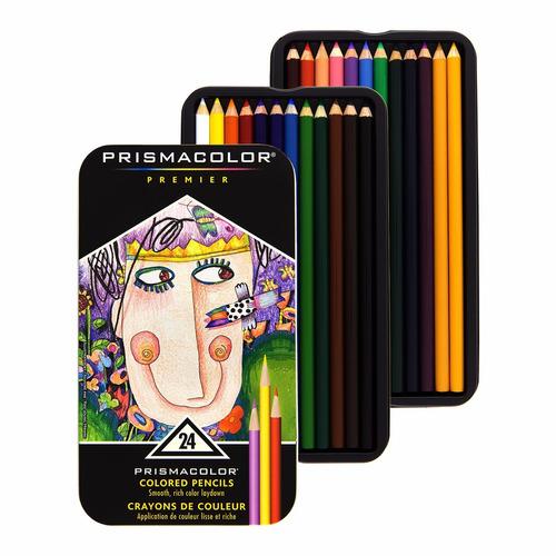 lápices de colores prismacolor 24 premier