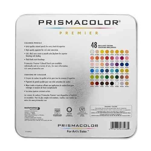 lapices de colores prismacolor premier 48/compreonline