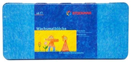 lápices de colores stockmar set de 16