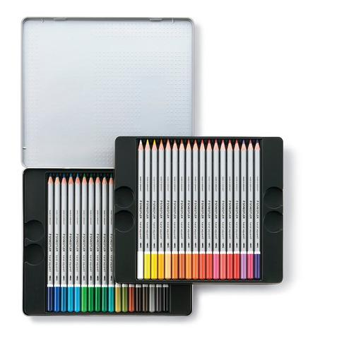 lapices staedtler acuarelables karat x 36 colores