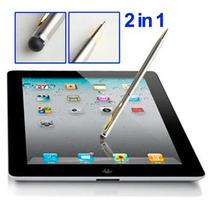 Lapiz Tactil Stylus Pantalla Touch Boligrafo Elegante Ipad