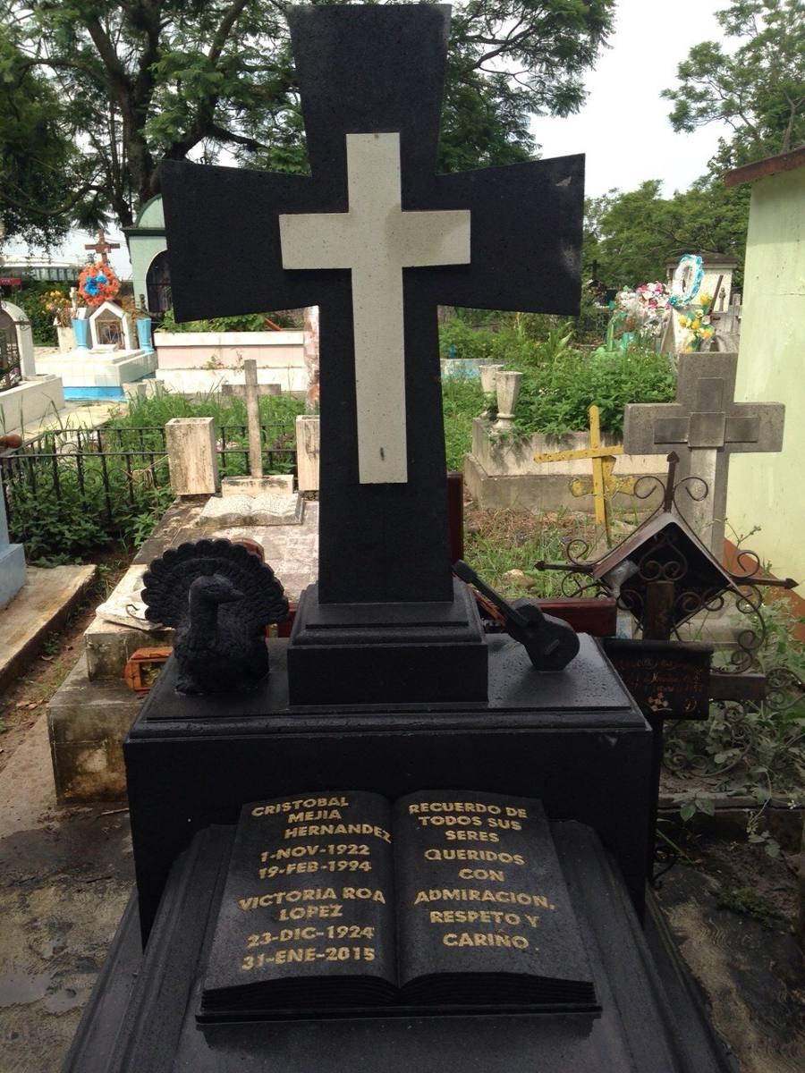 Lapida de recinto volc nico laminado tumba 37 for Precio del mercado de concreto encerado